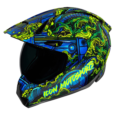 Icon Racing Fall 2020 | New Motorcycle Street Helmets Collection