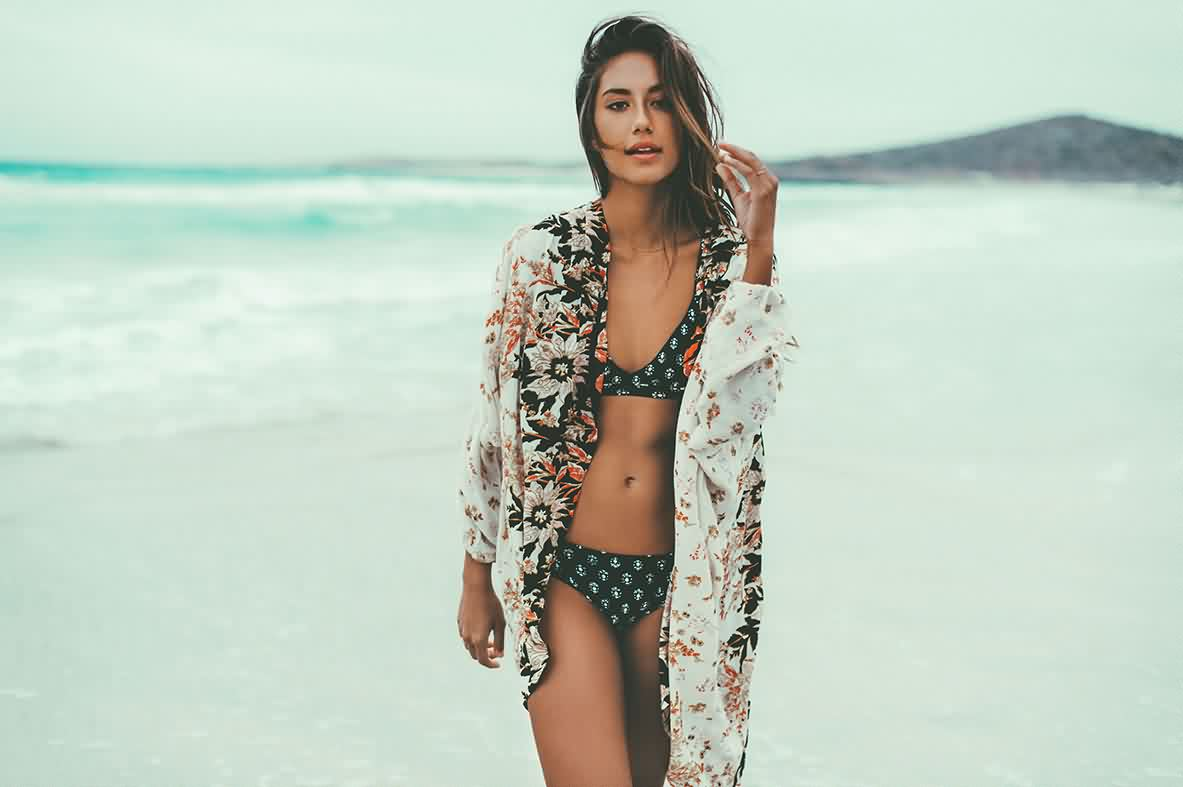 Billabong Holiday 2016 Girls Beach Swimwear Collection