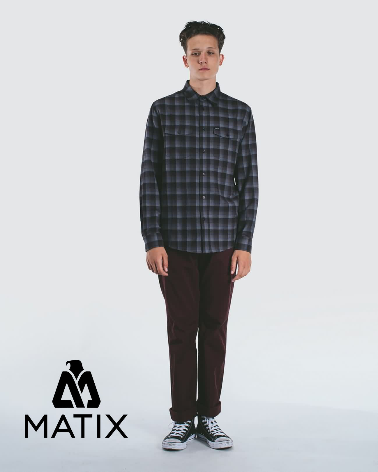 Matix Fall 2016 Mens Lifestyle Apparel Clothing Collection