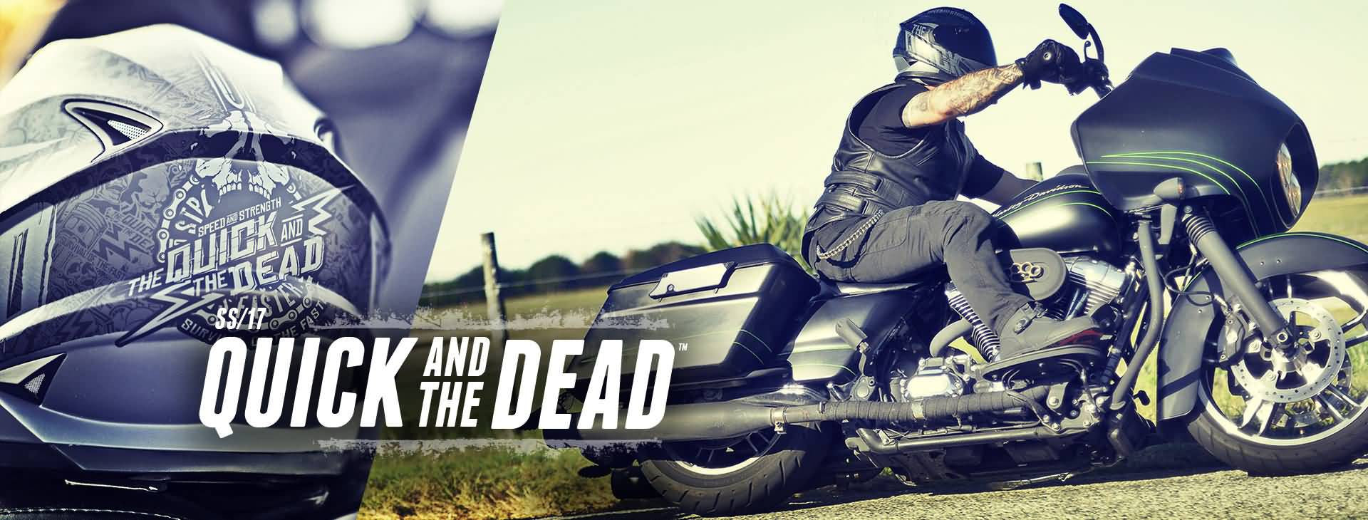 Speed & Strength The Newest Quick and the Dead Street Gear