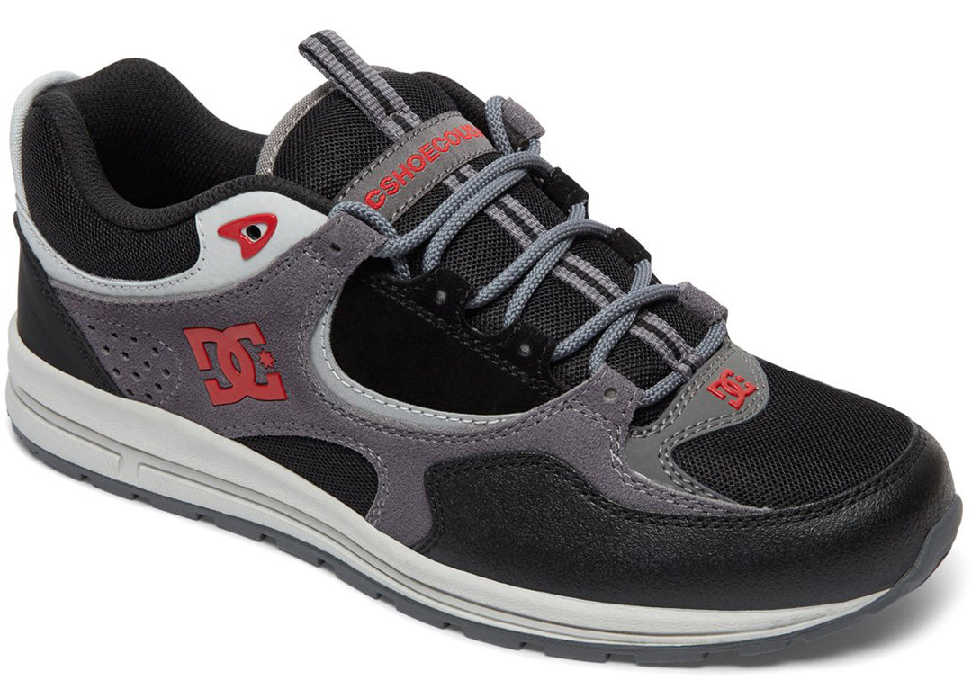 DC Shoes 2018 94 Collection Kalis Lite Shoes Black/DK Grey/Athletic Red - BDA