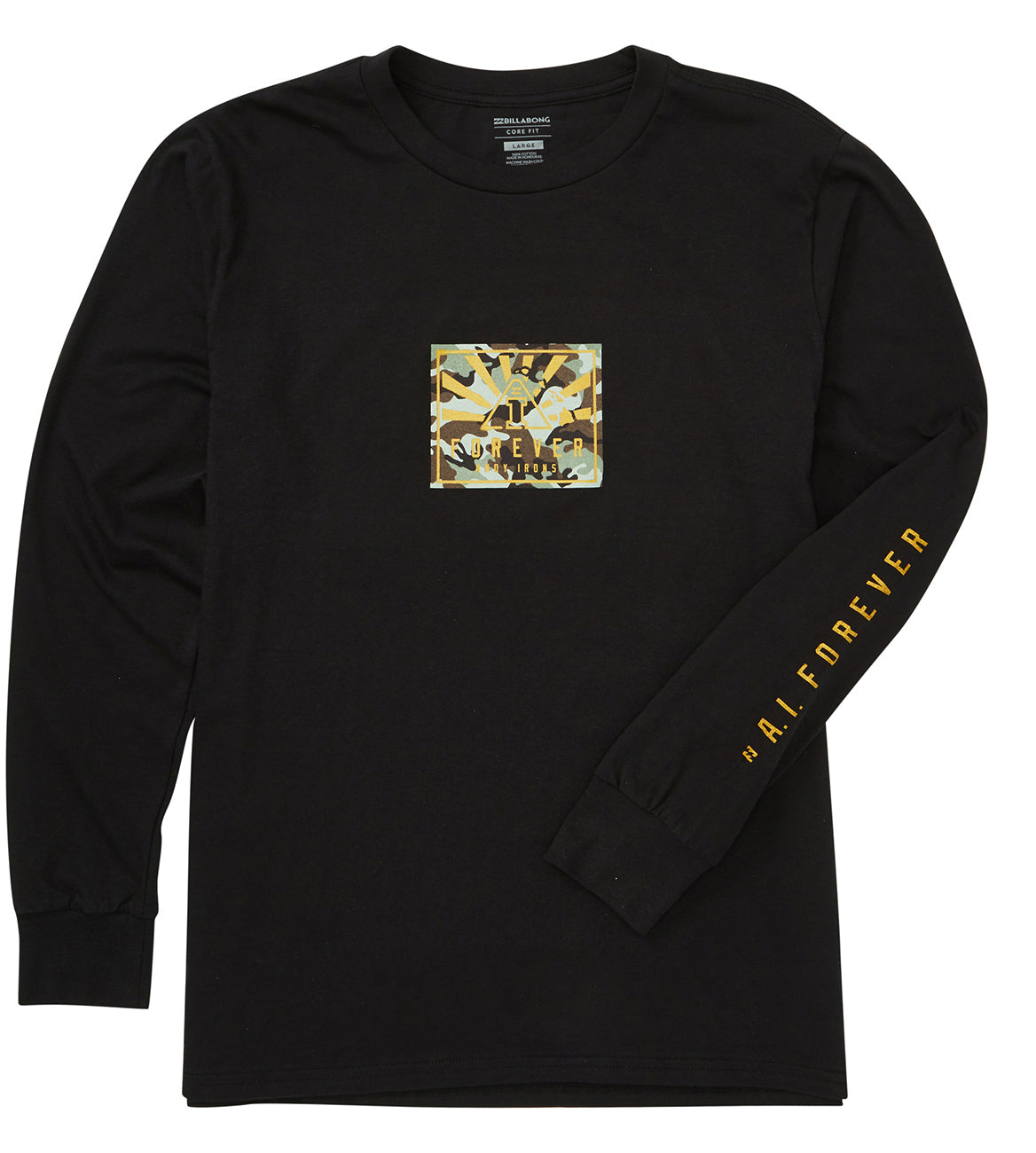 009383620d3 Billabong 2018 Mens Surf And Casual Wear Andy Irons Forever ...