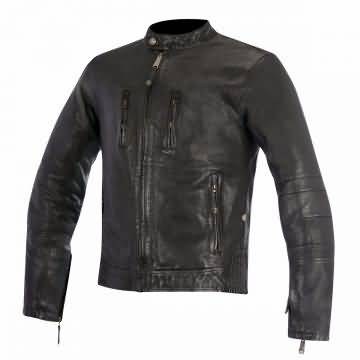 Oscar Brass Leather Jackets