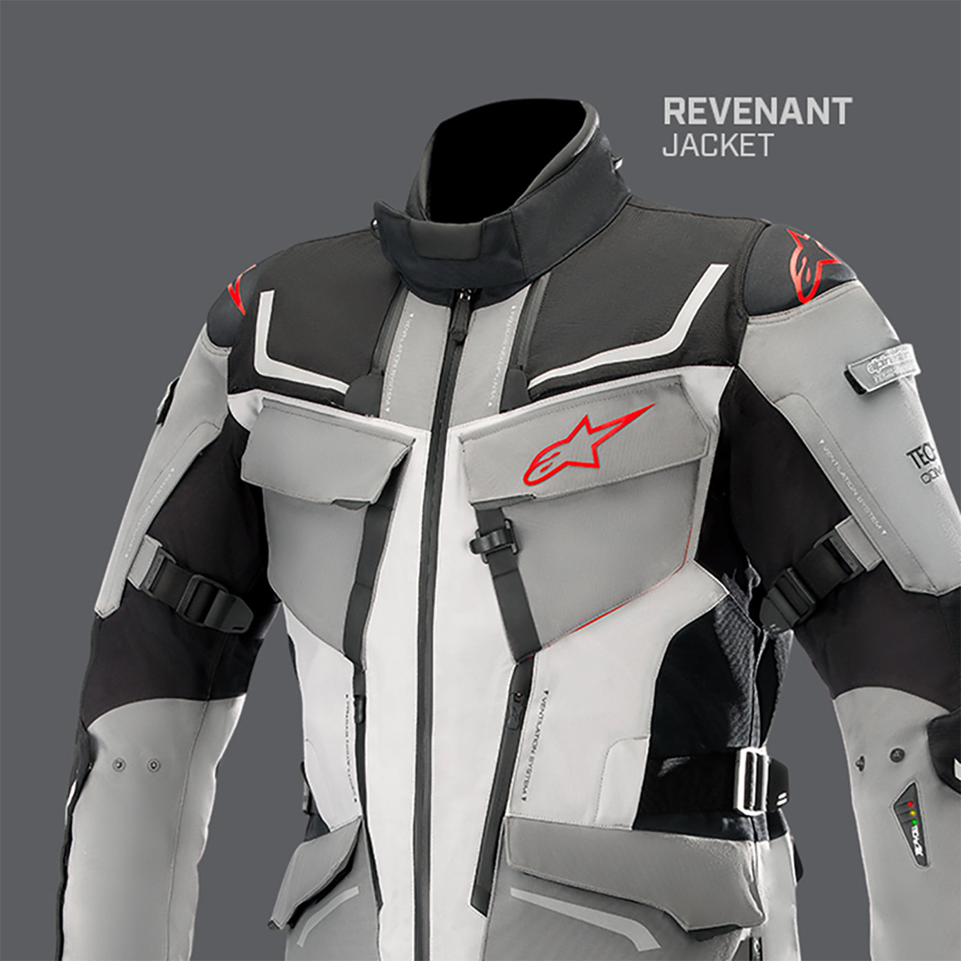 Alpinestars Street 2018 | Air Bag Tech System Body Armor