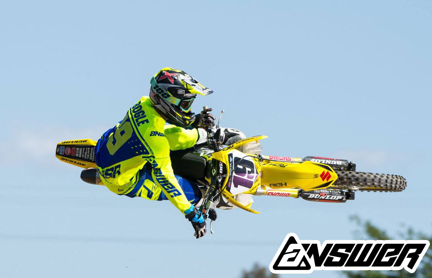 Answer Racing MX18 | Syncron Motorcycle Race Gear