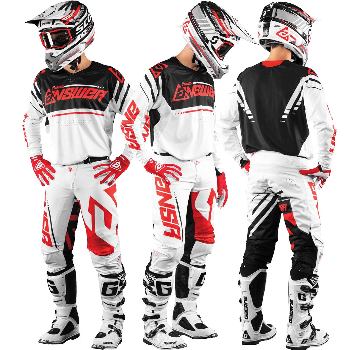 Answer Racing MX 2018| Trinity Motocross Motorcycle Race Gear