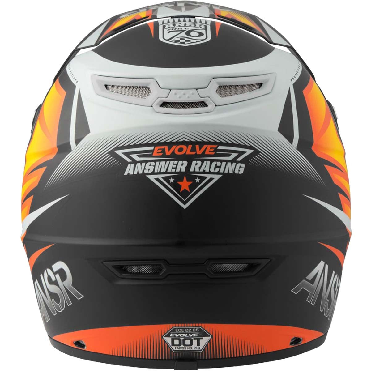 Answer Racing 2017 | Evolve 3 Off-Road Motorcycle Helmet