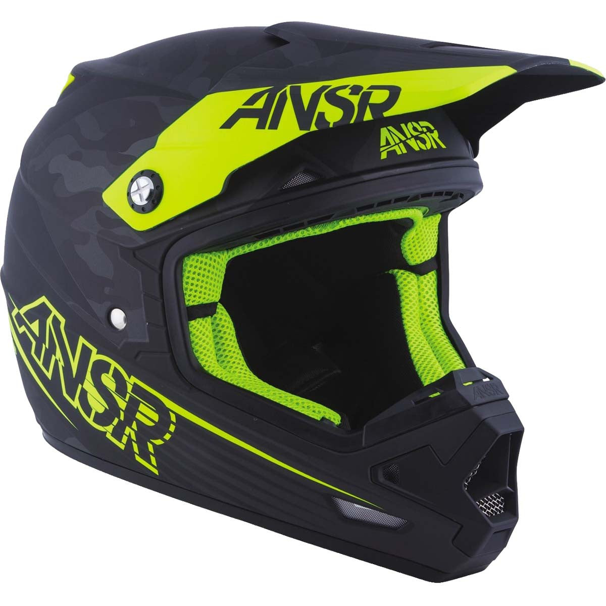 Answer Racing MotoX 2017 Evolve 3 Offroad Motocross Motorcycle Helmet