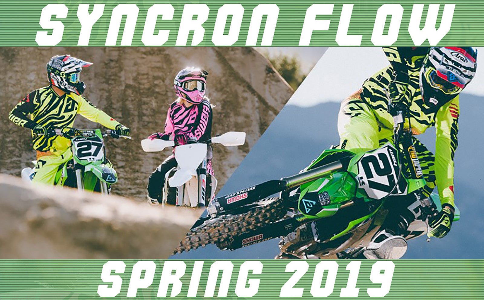 Answer Racing MX 2019 | Syncron Flow Off-Road Gear Collection