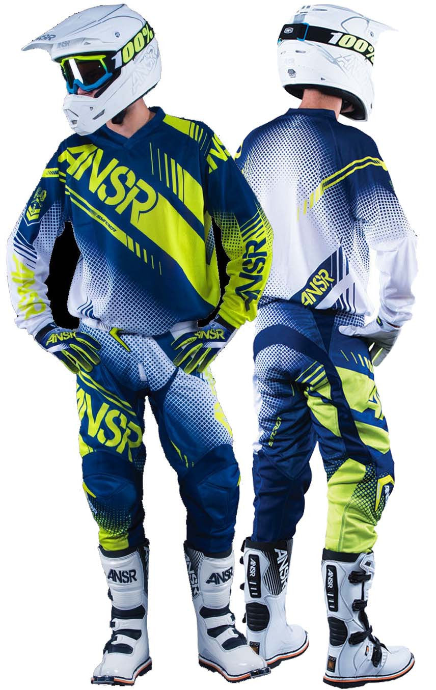 Answer Racing MX 2017 | Syncron Air Motocross Motorcycle Race Gear