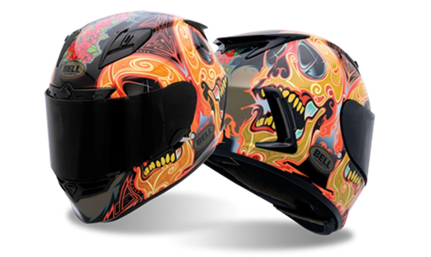 Meet the Artists Behind Bell Helmets