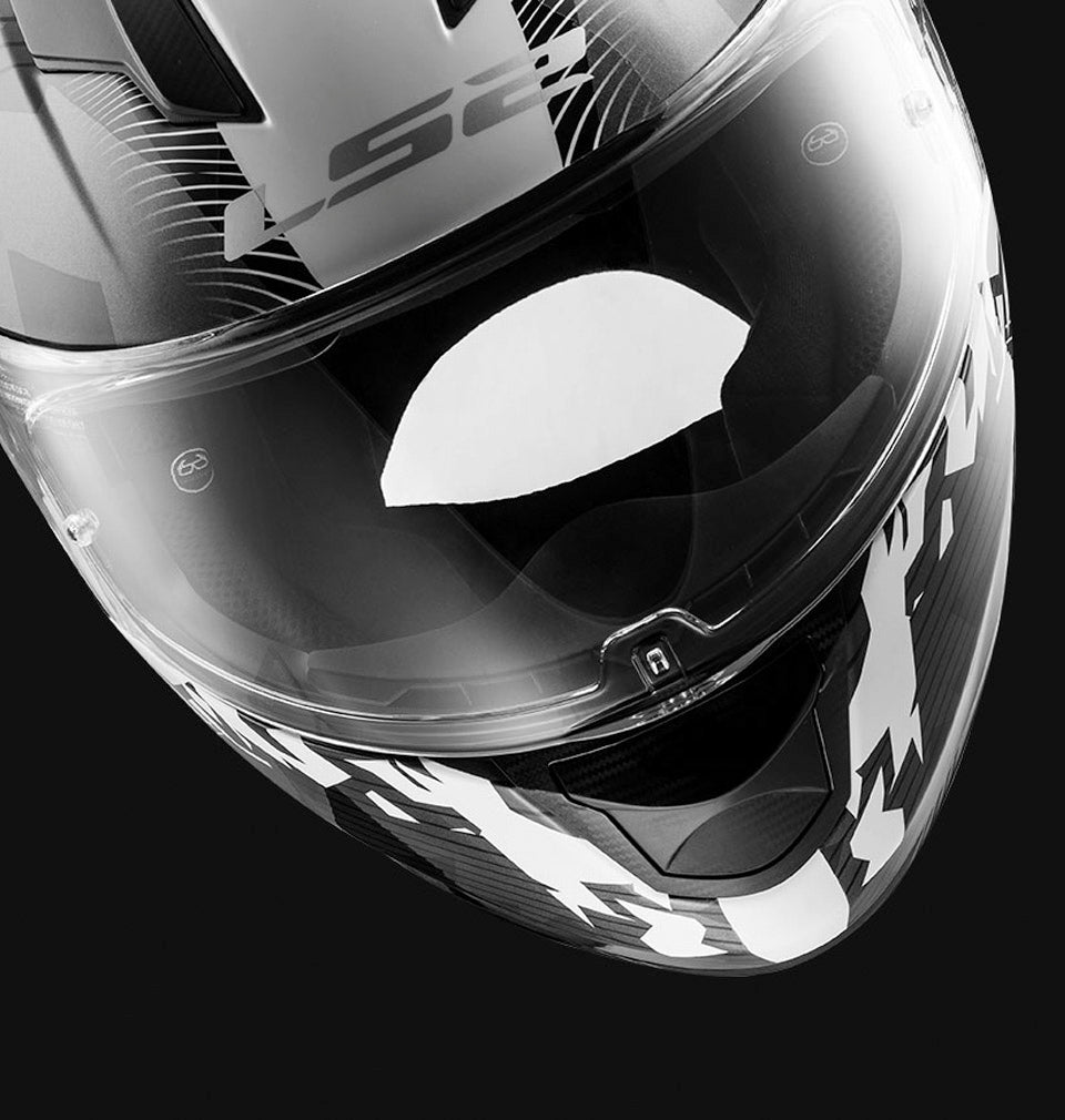 LS2 Helmets 2018 | Vortex Ff313 Urban Commuter Motorcycle Street Collection