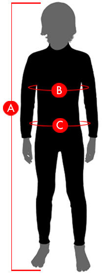 Billabong Boys Wetsuits Size Chart