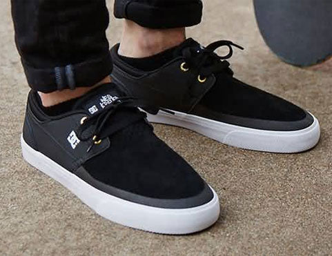 DC Shoes Footwear Collection