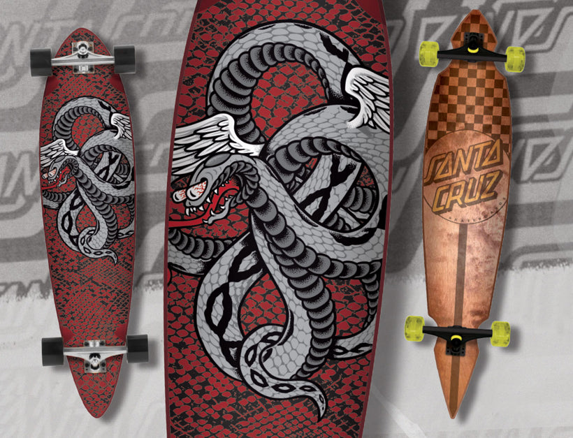 Haustrom Longboard Collection