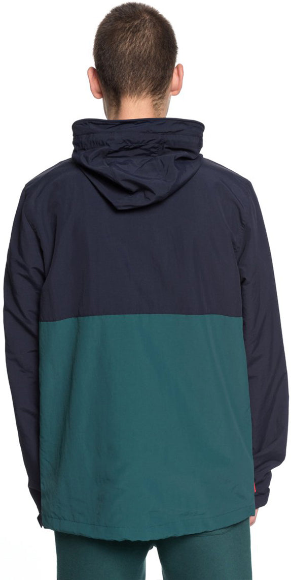 DC Shoes 2018 94 Collection Bah Way Block Windbreaker