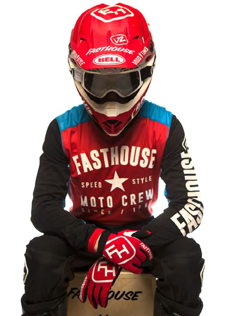 Fasthouse 2016 Fall Motorcycle Jersey Dealer Catalog