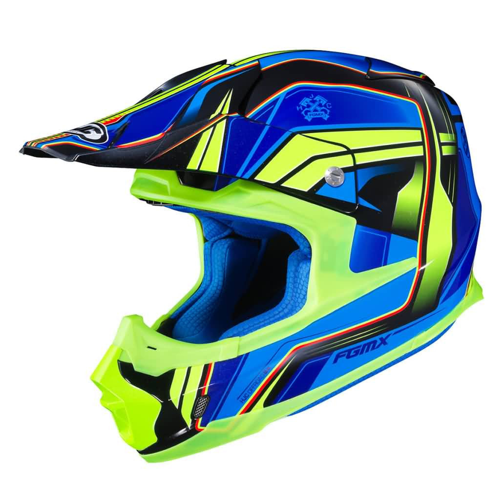HJC Revolutionized FG-MX Off-Road Motorcycle Helmet