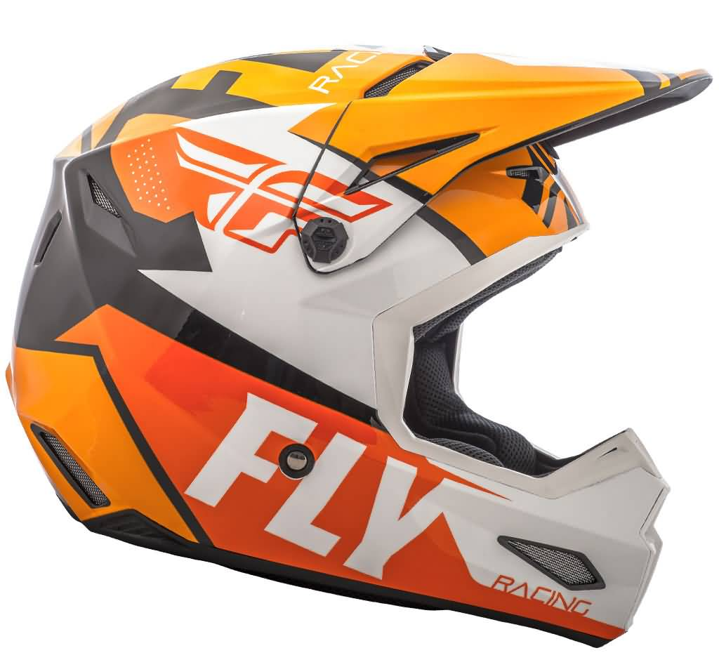 Fly Racing MX 2018 | Elite Guild Off-Road Motorcycle Helmets
