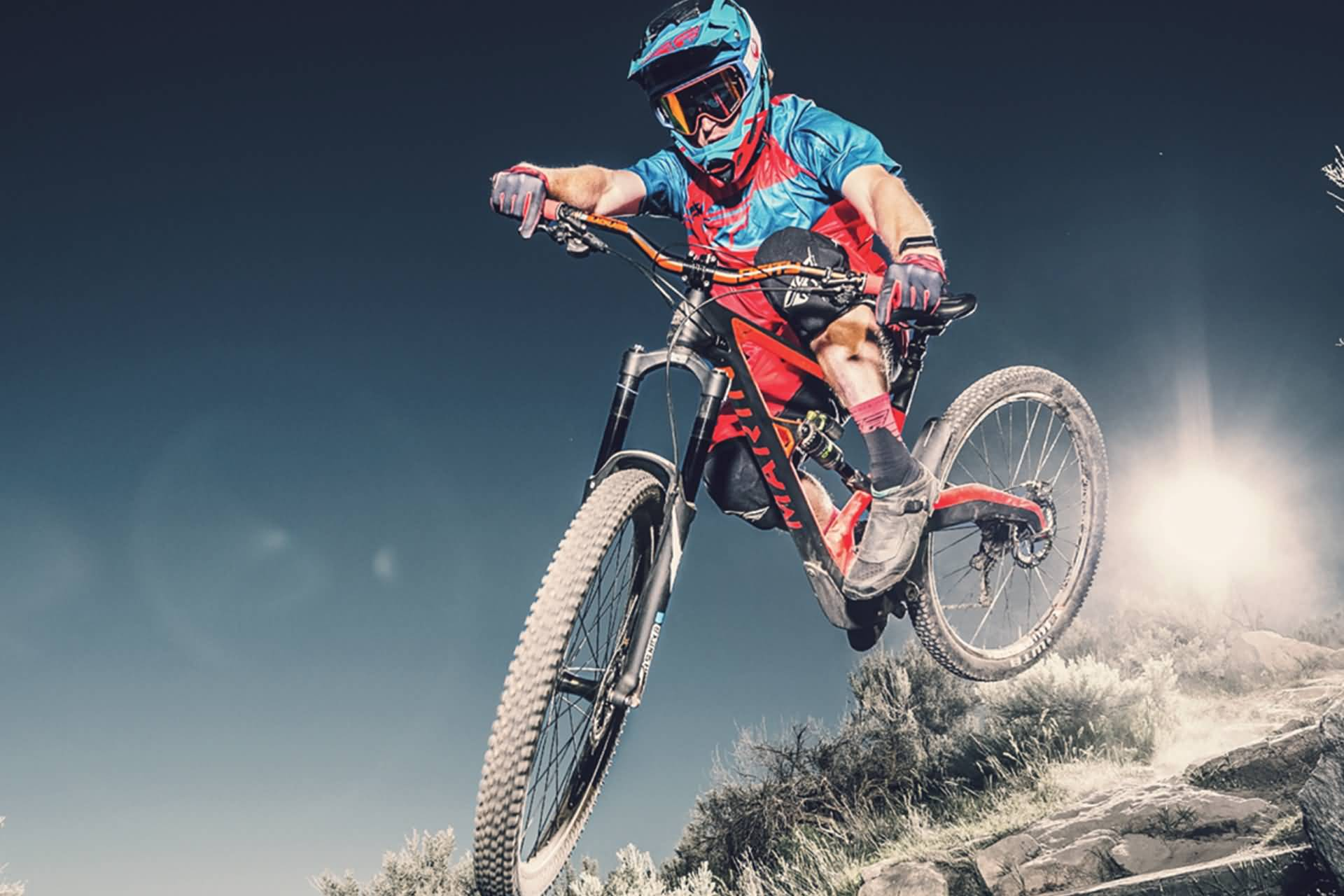 Fly Racing MTB 2018 | Action & Action Elite Bicycle Racing Jerseys