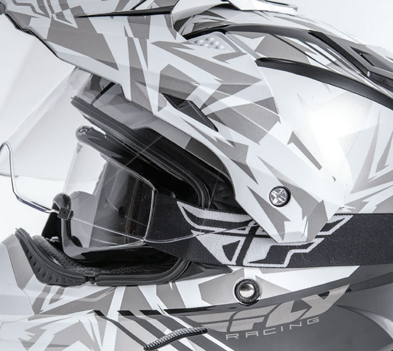 Fly Racing MX 2018 | Trekker Solid Motorcycle Helmets