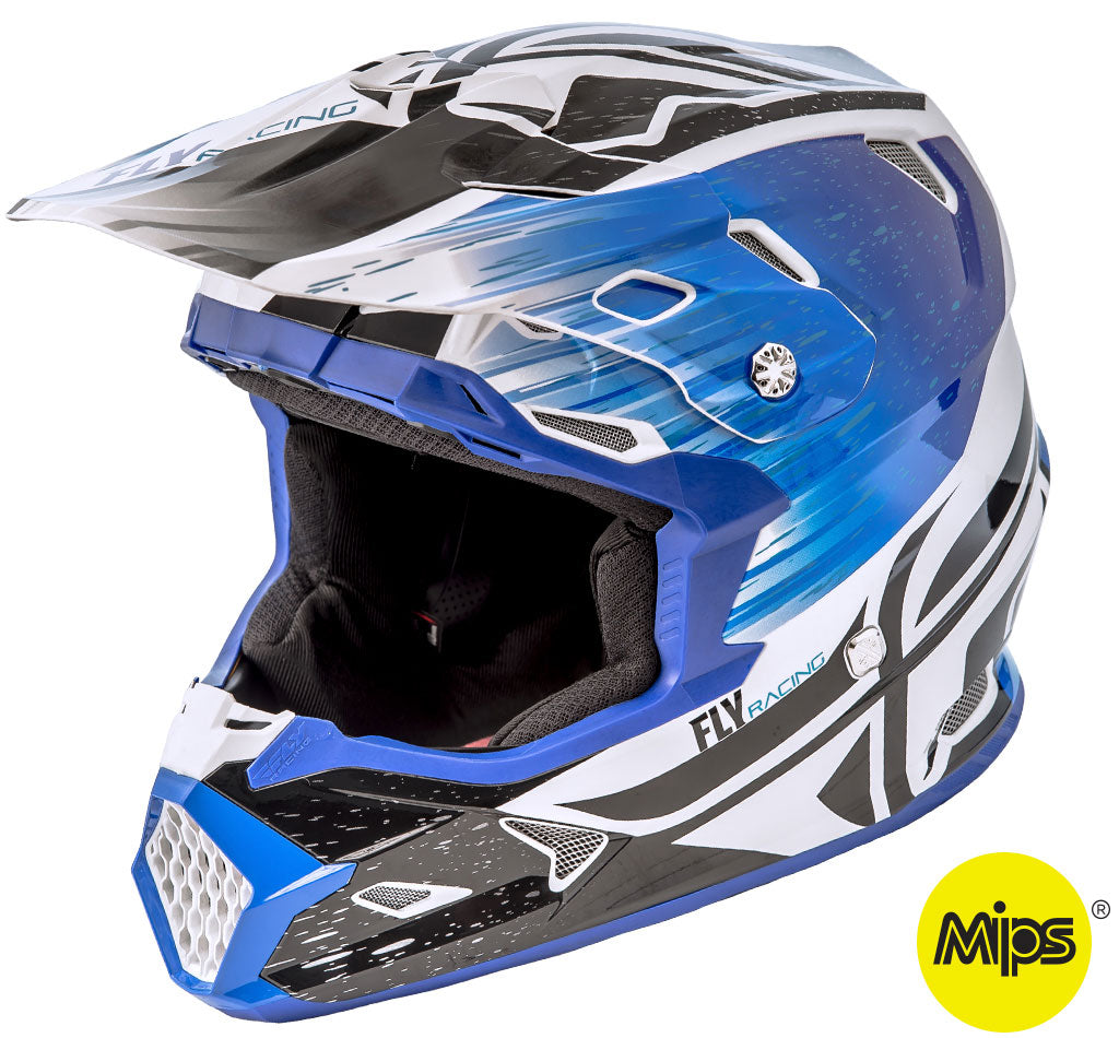 Fly Racing MX 2018 | Toxin Resin MIPS Off-Road Motorcycle Helmets
