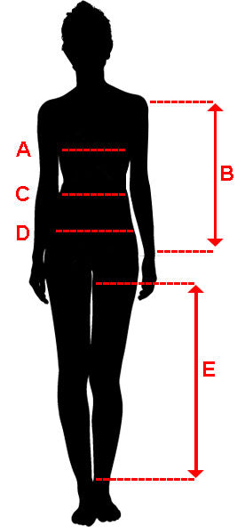 Fox Racing Women Size Chart
