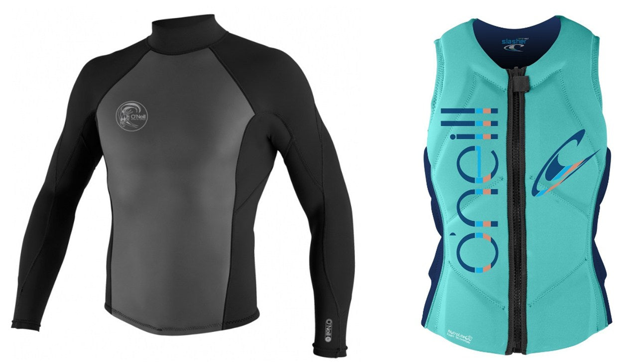 Haustrom Types of Wetsuits