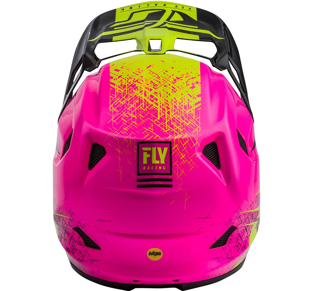 Fly Racing BMX 2019 | Werx Imprint Mountain Bicycle Racing Helmets