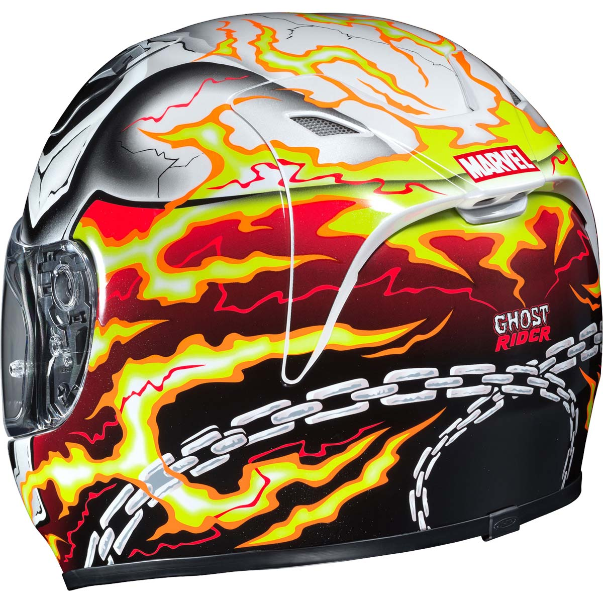 HJC Introduces the IS-17 Deadpool and FG-17 Ghost Rider Street Helmets