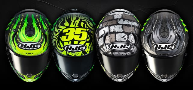 HJC Street Helmets up to 50% Off