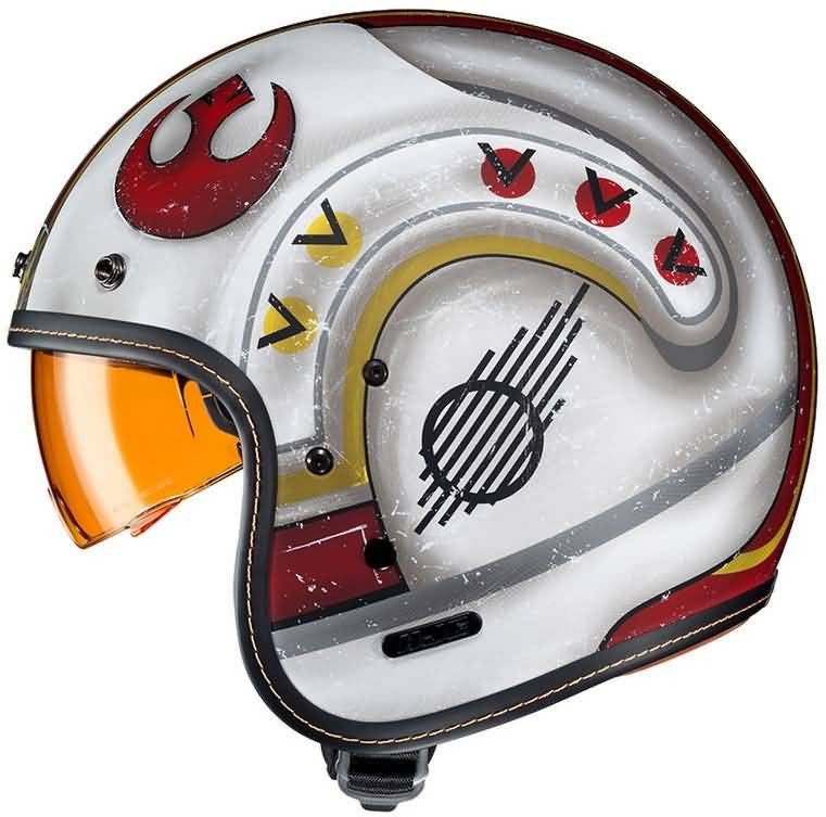 HJC - IS-5 Luke Skywalker X-Wing Star Wars Series Graphic Helmet