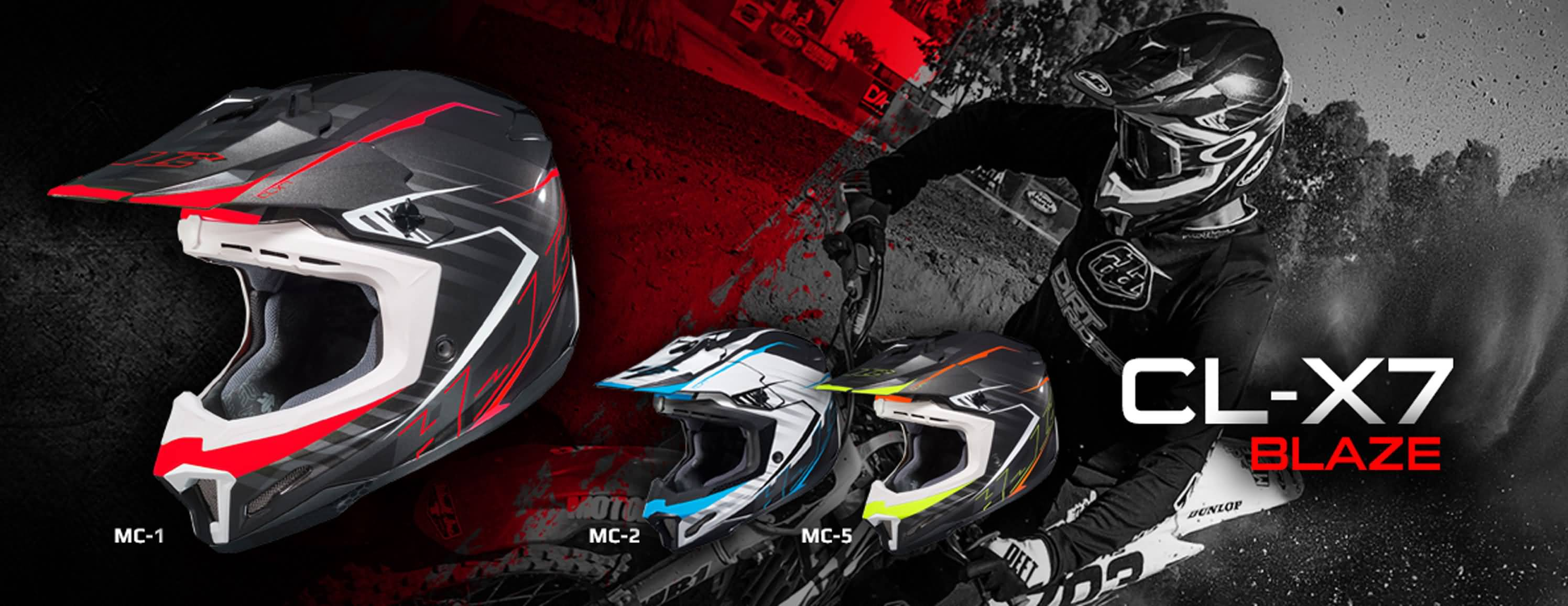 HJC Off-Road Helmets Collection