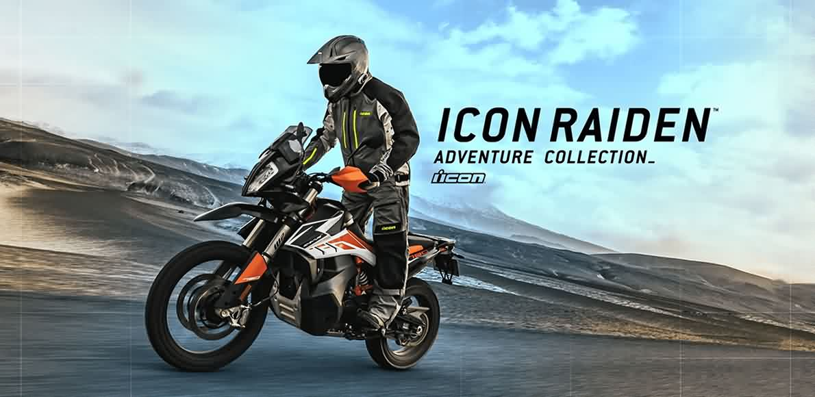 Icon Street 2020 | Featuring the Raiden Motorcycle Gear Collection