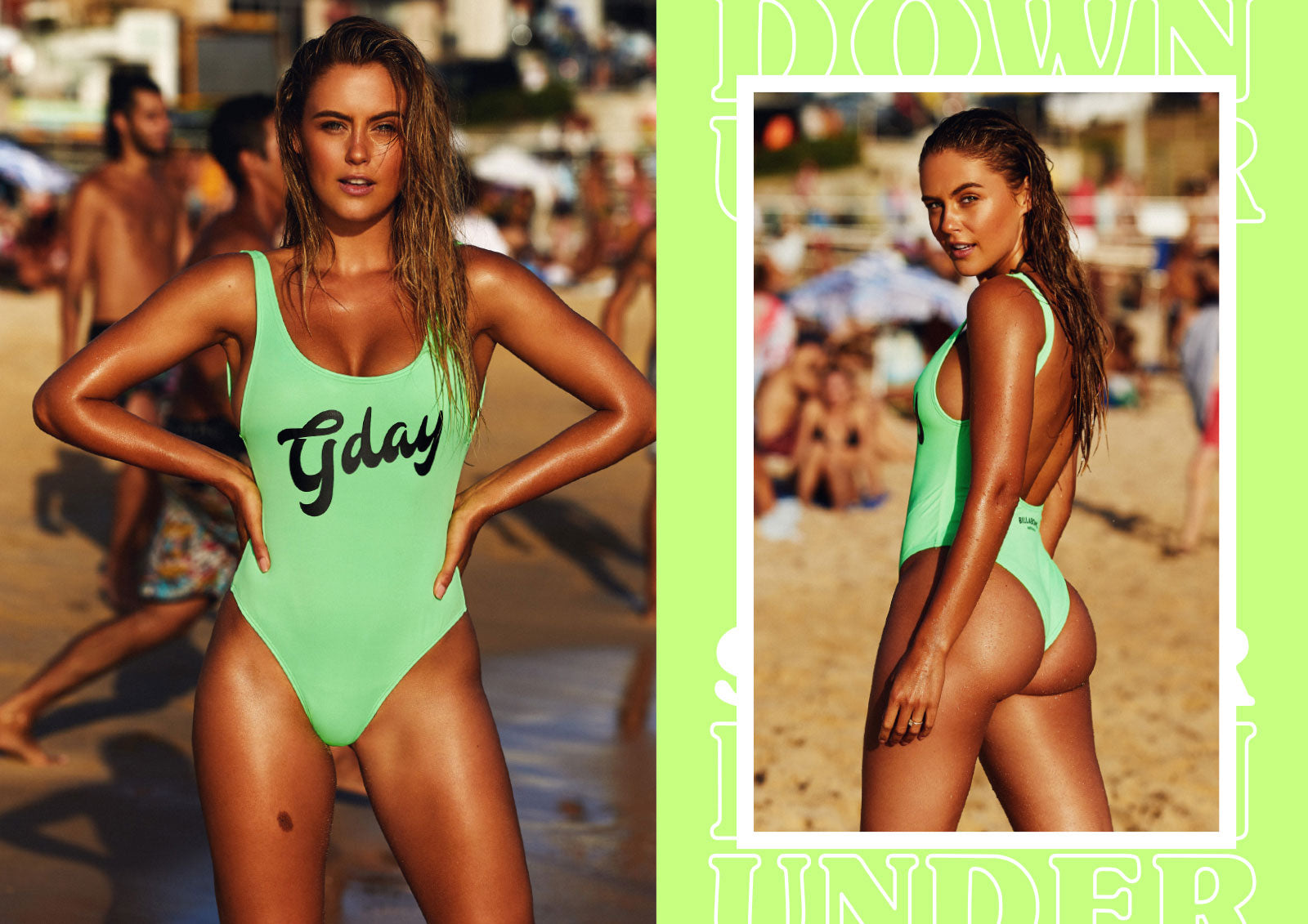 Billabong 2019 Summer Down Under With Steph Claire Smith