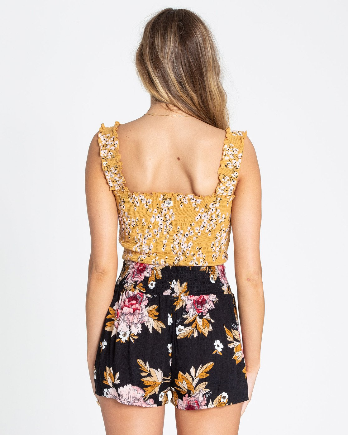 Sun Dreamer Bodycon Crop Top