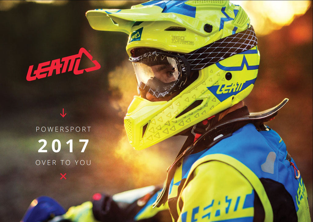 Leatt PowerSport 2017 Over to You GPX Catalogue EU v2