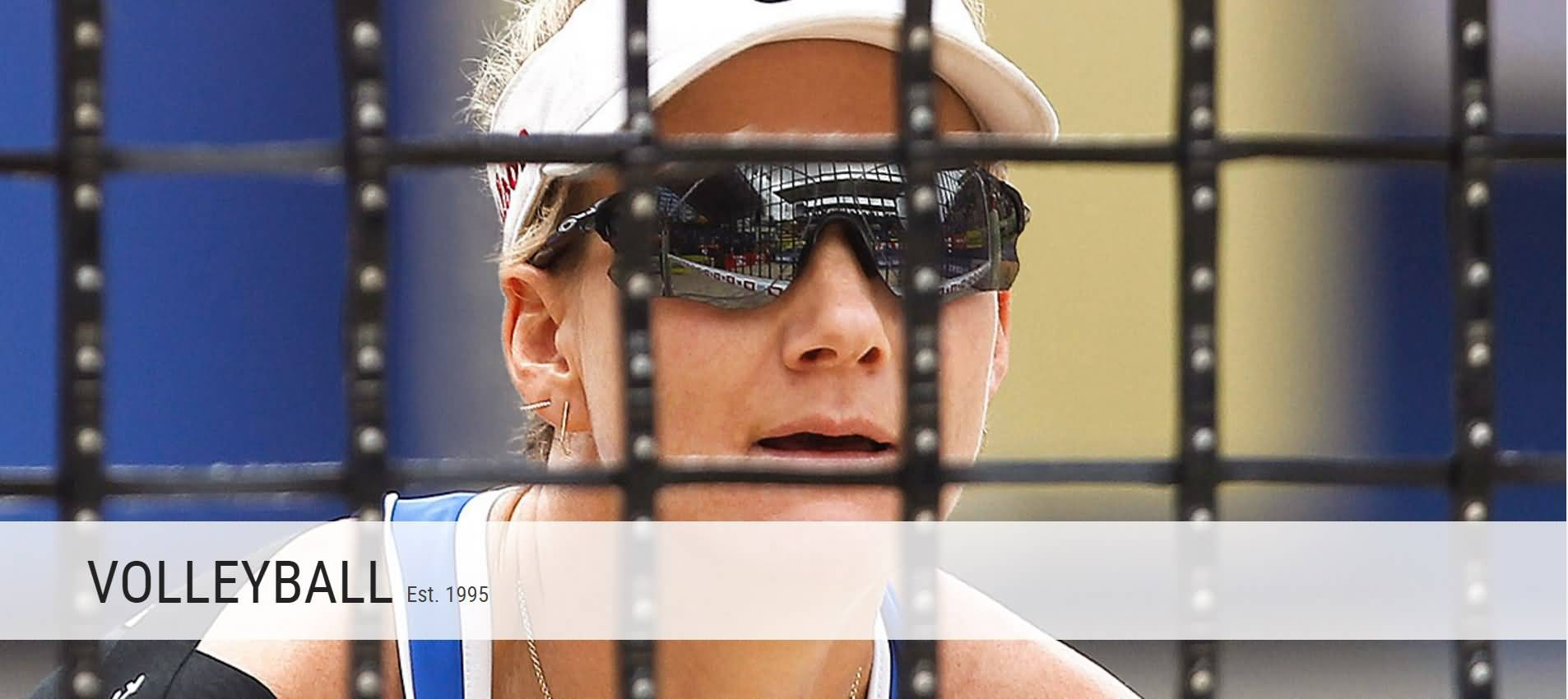 Oakley Volleyball Athletes Kerri Walsh Jennings Phil Dalhausser