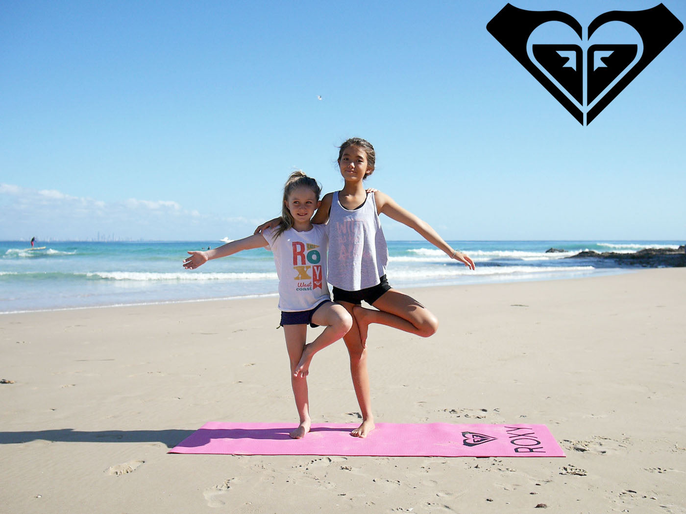 Roxy Surf Summer 2017 Young Girls Tees & Hoodies Collection