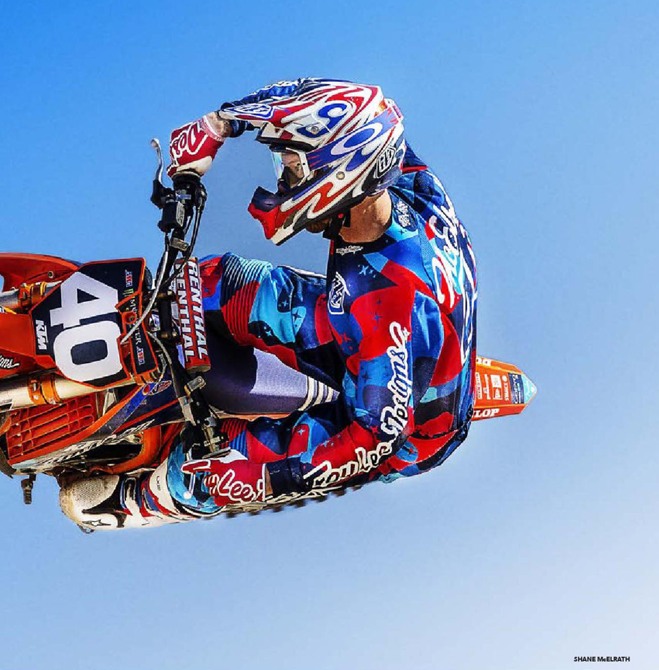 Troy Lee Designs 2016 MOTO Collection