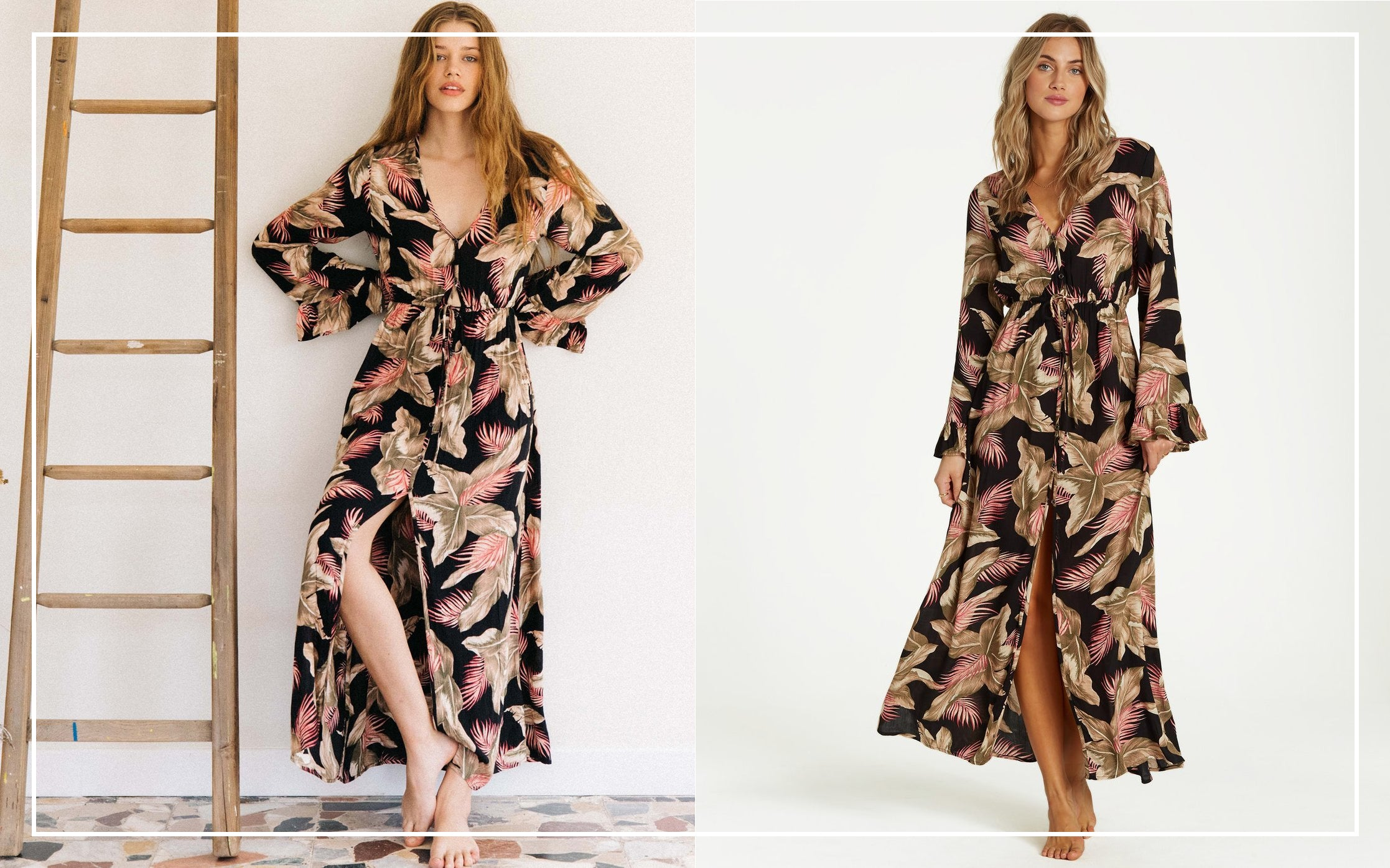 Valletta Maxi Dress