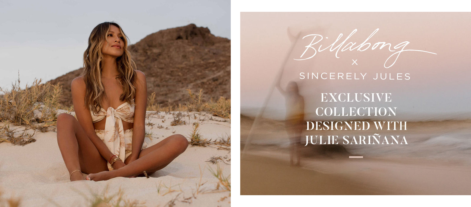 Billabong Spring 2019 | Sincerely Jules Exclusive Collection Designed With Julie Sariñana