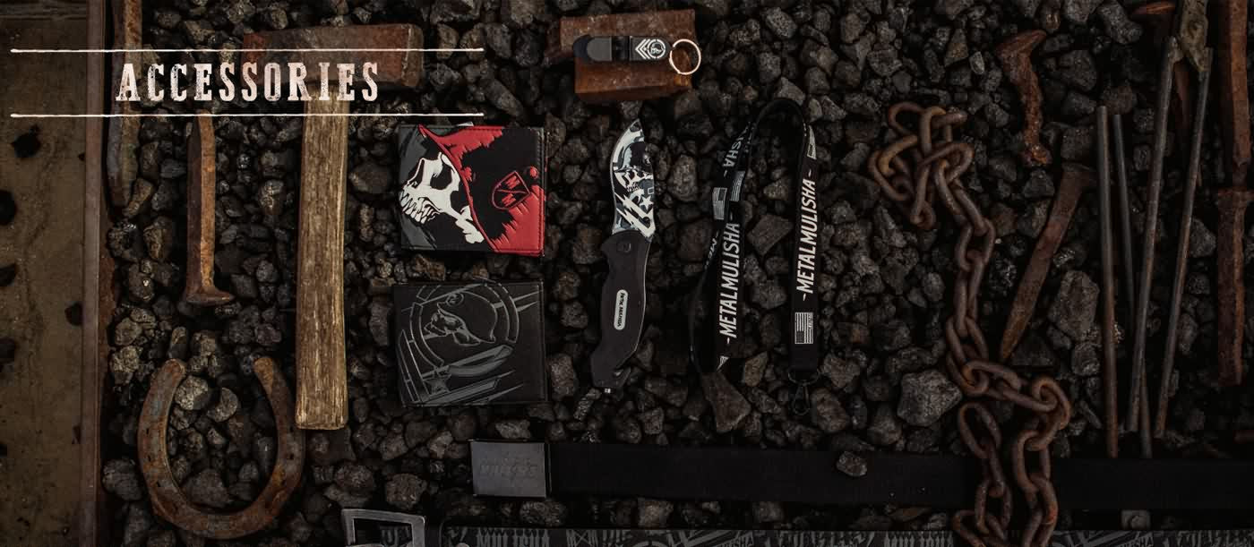 Metal Mulisha Spring 2017 Mens Footwear & Accessories Lookbook