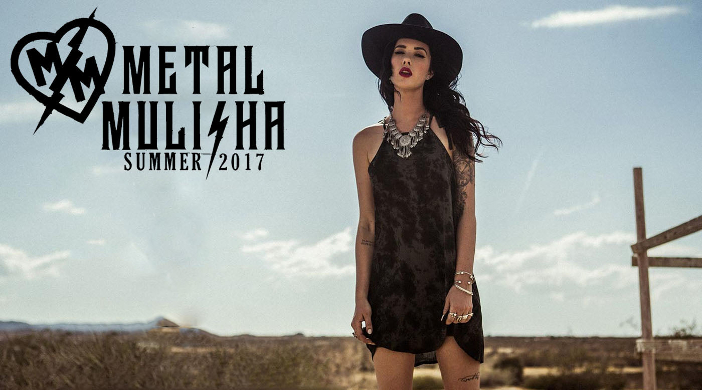 Metal Mulisha Summer 2017 | Womens Dresses and Rompers Apparel Collection