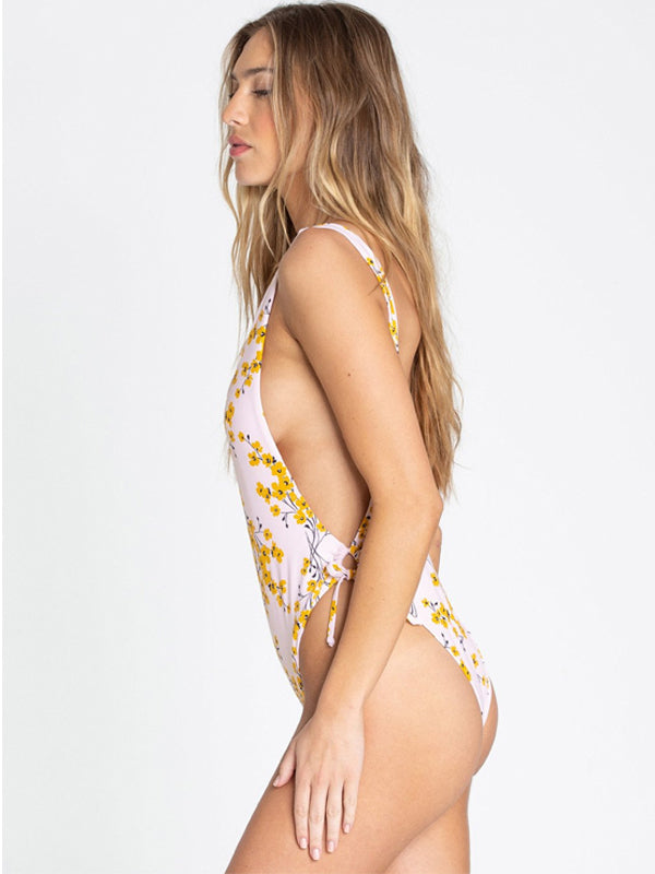 Sol Dawn One Piece Swim