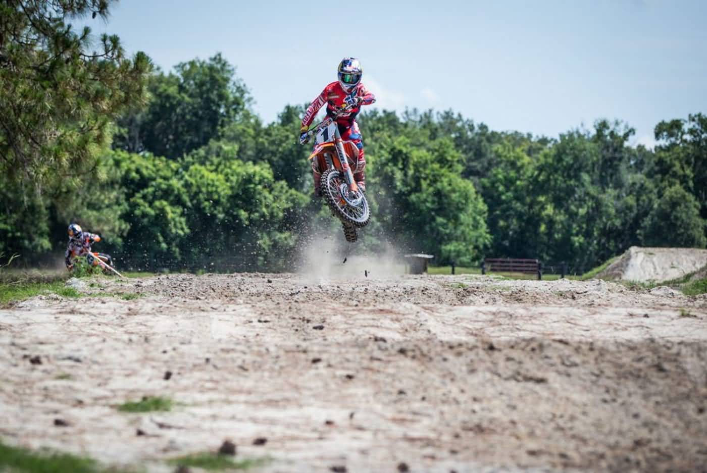 A Day with Motocross and Supercross Champion, Ryan Dungey