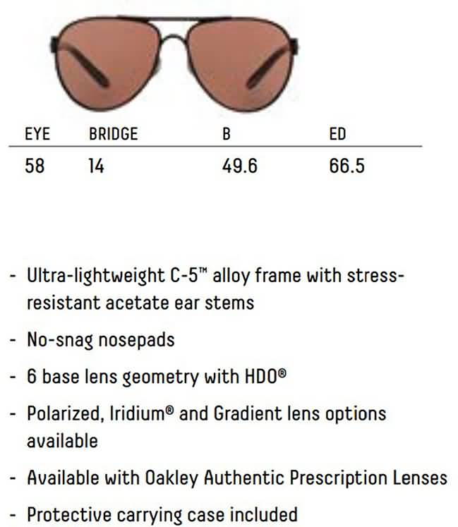 Oakley Women's Lifetyle Sunglasses 2016