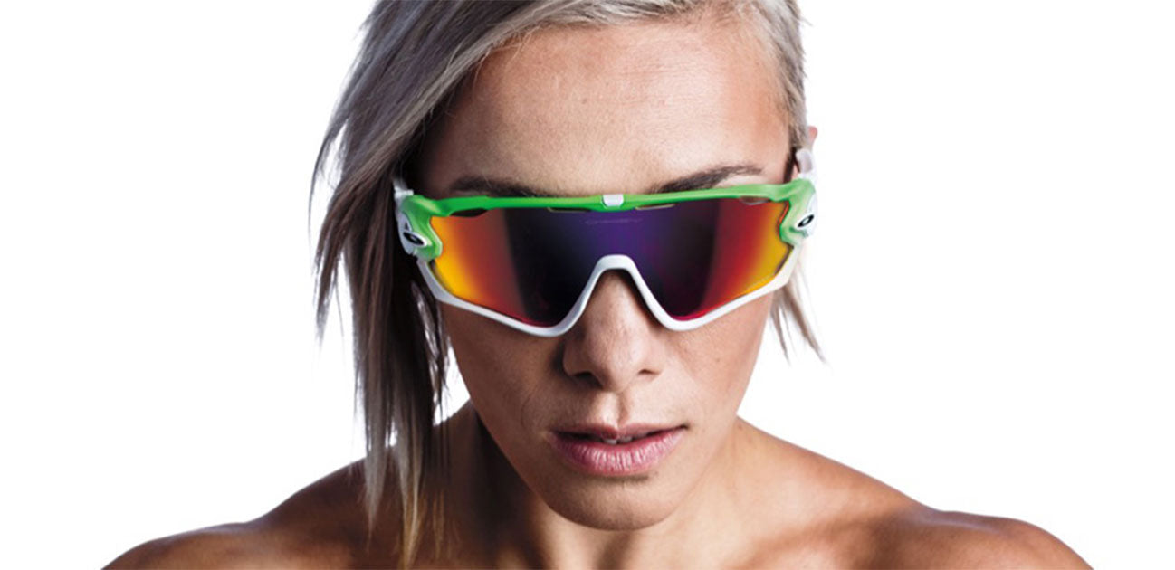 Oakley Green Fade Olympic Collection 2016 Rio Brazil