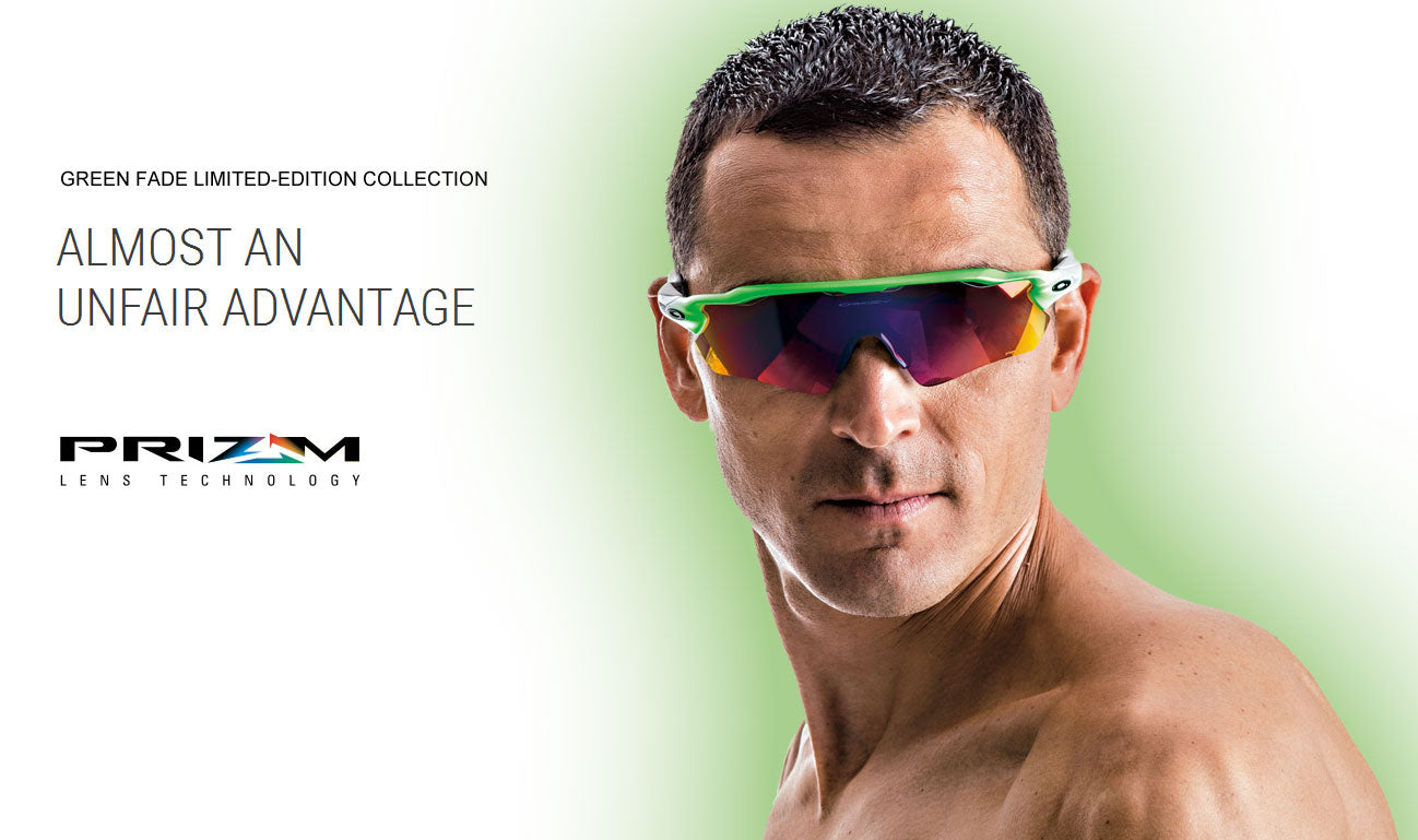 Oakley Green Fade Limited-Edition Collection Julien