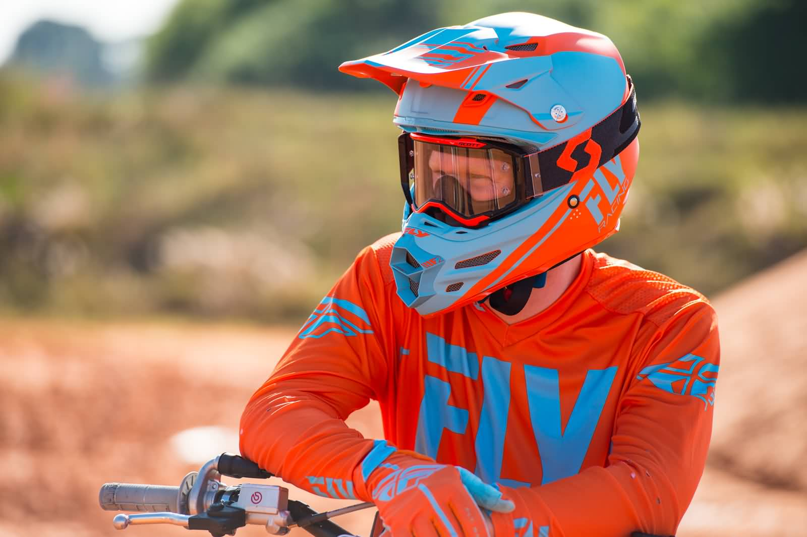 Fly Racing 2018 | Lite Hydrogen Motocycle MX Racewear